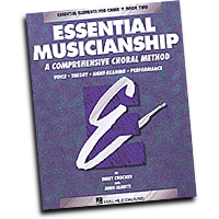 Emily Crocker / John Leavitt : Essential Musicianship - Level Two Teacher Edition  : SATB : 01 Songbook : Emily Crocker : 073999401059 : 0793543347 : 08740105