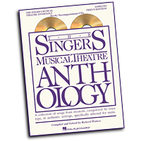 Richard Walters : The Singer's Musical Theatre Anthology - Teen's Edition Soprano : Solo : Songbook & 2 CDs :  : 884088492663 : 1423476751 : 00230047