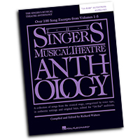 Richard Walters : The Singer's Musical Theatre Anthology - 16-Bar Audition : Solo : Songbook : 884088476014 : 1423490959 : 00230039