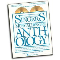 Richard Walters : The Singer's Musical Theatre Anthology - Teen's Edition : Solo : Songbook & 2 CDs : 884088492670 : 142347676X : 00230048