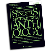 Richard Walters : The Singer's Musical Theatre Anthology - 16-Bar Audition : Solo : Songbook : 884088476045 : 1423490975 : 00230041