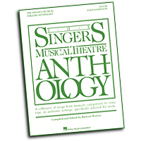 Richard Walters : The Singer's Musical Theatre Anthology - Teen's Edition - Tenor : Solo : Songbook : 884088492601 : 1423476735 : 00230045