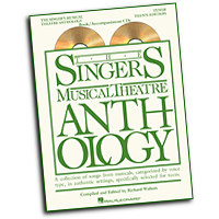 Richard Walters : The Singer's Musical Theatre Anthology - Teen's Edition : Solo : Songbook & 2 CDs :  : 884088492687 : 1423476778 : 00230049