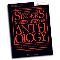 Richard Walters : The Singer's Musical Theatre Anthology - 16-Bar Audition : Solo : Songbook : 884088476052 : 1423490983 : 00230042
