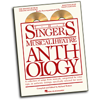 Richard Walters : The Singer's Musical Theatre Anthology - Teen's Edition : Solo : Songbook & 2 CDs :  : 884088492694 : 1423476786 : 00230050