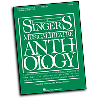 Richard Walters : Singer's Musical Theatre Anthology - Volume 4 : Solo : Songbook : 073999486131 : 1423400259 : 00000395