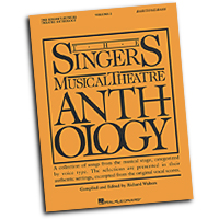 Richard Walters : The Singer's Musical Theatre Anthology - Volume 2 : Solo : Songbook :  : 073999470338 : 079352332X : 00747033