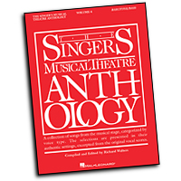 Richard Walters : Singer's Musical Theatre Anthology - Volume 4 : Solo : Songbook : 073999409963 : 1423400267 : 00000396