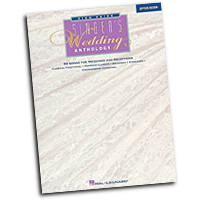 Various Composers : Singer's Wedding Anthology - High Voice : Solo : Songbook : 073999633955 : 079354095X : 00740006