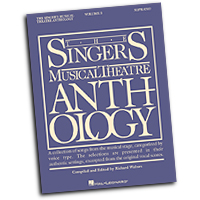 Richard Walters : The Singer's Musical Theatre Anthology - Volume 3 : Solo : Songbook : 073999811636 : 0634009745 : 00740122