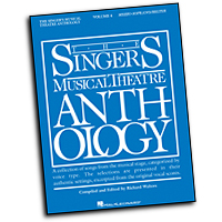 Richard Walters : Singer's Musical Theatre Anthology - Volume 4 : Solo : Songbook : 073999478747 : 1423400240 : 00000394