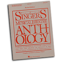 Richard Walters : The Singer's Musical Theatre Anthology Volume 1 : Solo : Songbook : 073999610710 : 0881885460 : 00361071