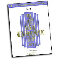 Joan Frey Boytim : The First Book of Mezzo-Soprano/Alto Solos - Part II : Solo : 01 Songbook : 073999820652 : 0793524954 : 50482065