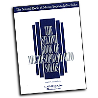 Joan Frey Boytim : The Second Book of Mezzo-Soprano/Alto Solos : Solo : 01 Songbook :  : 073999820690 : 0793538009 : 50482069
