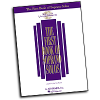 Joan Frey Boytim : The First Book of Soprano Solos (Book/CD) : 01 Songbook & 2 CDs :  : 073999837810 : 0634020463 : 50483781