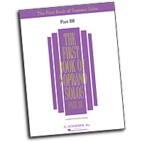 Joan Frey Boytim : First Book of Soprano Solos - Part III : Solo : 01 Songbook :  : 073999321142 : 0634098632 : 50485884