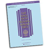 Joan Frey Boytim : Easy Songs for the Beginning Soprano - Part II : Solo : 01 Songbook :  : 884088075040 : 1423412133 : 50486242