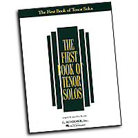 Joan Frey Boytim : The First Book of Tenor Solos : Solo : 01 Songbook :  : 073999811780 : 0793503663 : 50481175