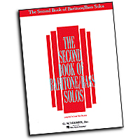 Joan Frey Boytim : The Second Book of Baritone/Bass Solos : Solo : 01 Songbook :  : 073999820713 : 0793538025 : 50482071
