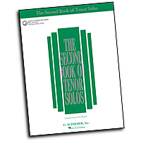Joan Frey Boytim : The Second Book of Tenor Solos : Solo : 01 Songbook & 2 CDs :  : 073999268904 : 0634020560 : 50483791