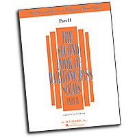 Joan Frey Boytim : The Second Book of Baritone/Bass Solos Part II : Solo : 01 Songbook :  : 073999852240 : 0634065661 : 50485224