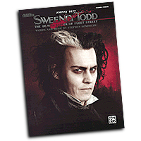Vocal Selections : Sweeney Todd : Solo : 01 Songbook : 884088553999 : 0739051547 : 00313532