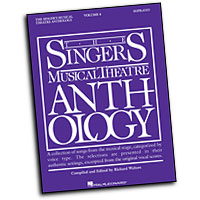 Richard Walters (editor) : Singer's Musical Theatre Anthology - Volume 4 : Solo : Songbook : 073999685534 : 1423400232 : 00000393