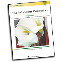 Richard Walters (editor) : The Wedding Collection : Solo : Songbook :  : 884088077501 : 1423412648 : 00000443