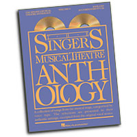 Richard Walters (editor) : The Singer's Musical Theatre Anthology - Volume 5 : Solo : 2 CDs : 884088191801 : 1423447069 : 00001157