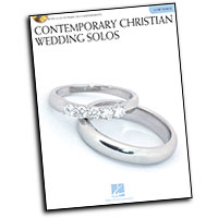 Various Arrangers : Contemporary Christian Wedding Solos : Solo : Songbook & CD :  : 884088864279 : 1476877327 : 00110617