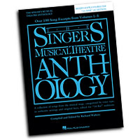 Richard Walters (editor) : The Singer's Musical Theatre Anthology - 16-Bar Audition : Solo : Songbook :  : 884088476038 : 1423490967 : 00230040