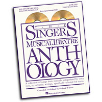 Richard Walters (editor) : The Singer's Musical Theatre Anthology - Teen's Edition : Solo : 2 CDs : 884088492724 : 1423476794 : 00230051