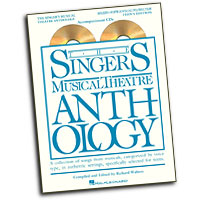 Richard Walters (editor) : The Singer's Musical Theatre Anthology - Teen's Edition : Solo : 2 CDs : 884088492731 : 1423476808 : 00230052