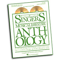 Richard Walters (editor) : The Singer's Musical Theatre Anthology - Teen's Edition : Solo : 2 CDs :  : 884088492748 : 1423476816 : 00230053
