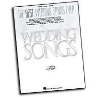 Various Arrangers : The Best Wedding Songs Ever : Solo : Songbook :  : 073999717396 : 0634073958 : 00311096