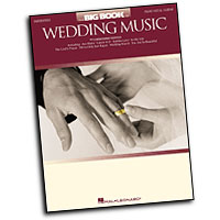 Various Arrangers : The Big Book of Wedding Music - 2nd Edition : Solo : Songbook : 073999115673 : 0793514401 : 00311567