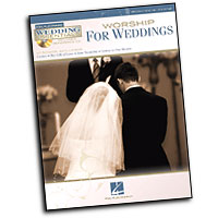 Various Arrangers : Worship for Weddings : Solo : Songbook & CD :  : 884088468484 : 1423489284 : 00311949