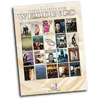 Various Arrangers : Today's Hits for Weddings : Solo : Songbook :  : 884088608675 : 1458416437 : 00312316