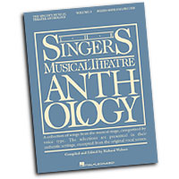 Richard Walters (editor) : The Singer's Musical Theatre Anthology - Volume 3 : Solo : Songbook :  : 073999072549 : 0634009753 : 00740123