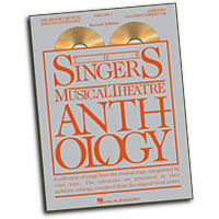 Richard Walters (editor) : The Singer's Musical Theatre Anthology - Volume 1 : Solo : 2 CDs : 073999939026 : 0634060120 : 00740227