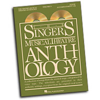 Richard Walters (editor) : The Singer's Musical Theatre Anthology - Volume 3 : Solo : 2 CDs : 073999767780 : 0634061852 : 00740235