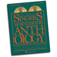 Richard Walters (editor) : The Singer's Musical Theatre Anthology - Volume 1 : Solo : 2 CDs : 073999603576 : 063406018X : 00740239