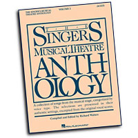 Richard Walters (editor) : Singer's Musical Theatre Anthology Duets Vol. 2 : Solo : 2 CDs :  : 073999570816 : 0634098357 : 00740331