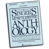 Richard Walters (editor) : The Singer's Musical Theatre Anthology - Volume 2, Revised : Solo : Songbook :  : 073999470314 : 0634028812 : 00747031