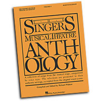 Richard Walters (editor) : The Singer's Musical Theatre Anthology - Volume 2 : Solo : Songbook :  : 073999470338 : 079352332X : 00747033