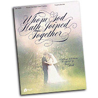 Various Arrangers : Whom God Hath Joined Together : Solo : Songbook :  : 073999384338 : 0634003496 : 08738433