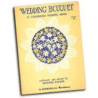 Various Arrangers : Wedding Bouquet : Solo : Songbook : 073999292800 : 50329280