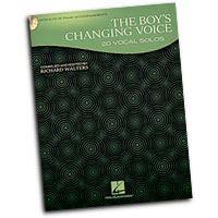 Richard Walters (editor) : The Boy's Changing Voice : Solo : Songbook : 884088922856 : 1480352373 : 00121394