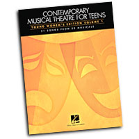Various Arrangers : Contemporary Musical Theatre for Teens : Solo : Songbook : 888680019631 : 1480395188 : 00129885