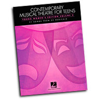 Various Arrangers : Contemporary Musical Theatre for Teens : Solo : Songbook : 888680019648 : 1480395196 : 00129886